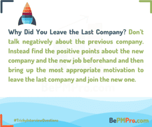 How to answer the why did you leave the last company question? – Bt5OfISx0zIogoZv2JVm
